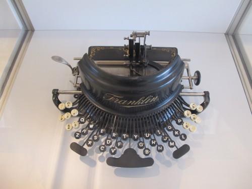 Site visit at Typewriter Museum in the framework of Åbäke BAU Residency, 2015
