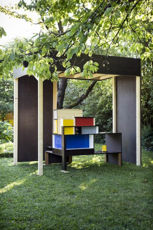 Tamás Kaszás, Bauhaus Beehive, 2015. Photo: Daniel Mazza